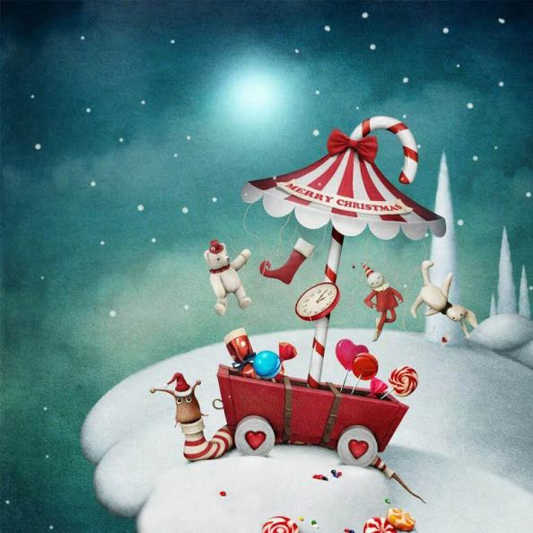 Auguri di Buon Natale e Felice 2014